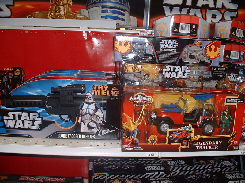 Toys Are Us Star Wars : Lego star wars ii toys r us promotion ga st